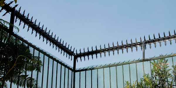 Anti Climbing Razor Spikes, Fencing Spikes, Security Spikes